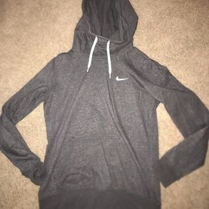 Hooded Nike pullover
